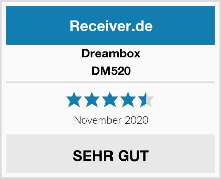 Dreambox DM520 Test