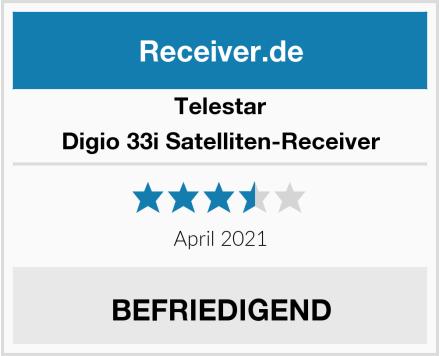 Telestar Digio 33i Satelliten-Receiver Test