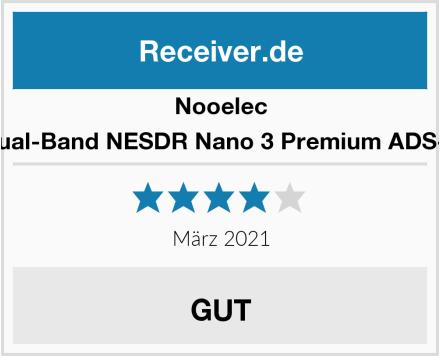 Nooelec Dual-Band NESDR Nano 3 Premium ADS-B Test