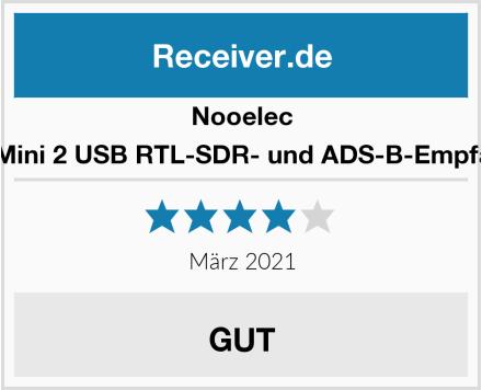 Nooelec NESDR Mini 2 USB RTL-SDR- und ADS-B-Empfängerset Test