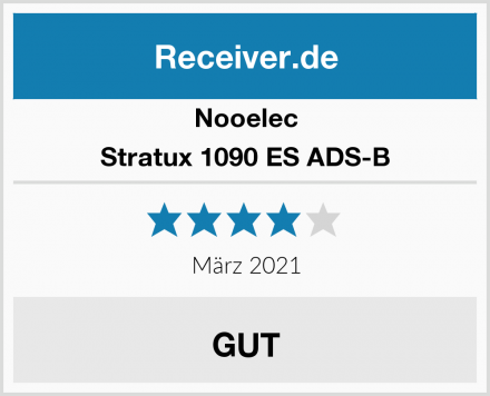 Nooelec Stratux 1090 ES ADS-B Test
