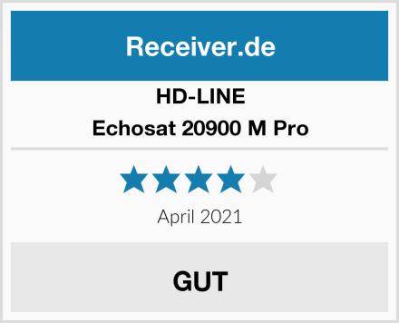 HD Line Echosat 20900 M Pro Test