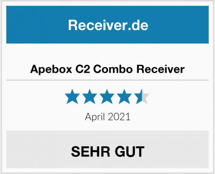Apebox C2 Combo Receiver Test