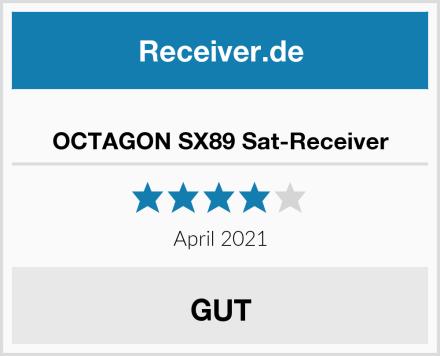 OCTAGON SX89 Sat-Receiver Test