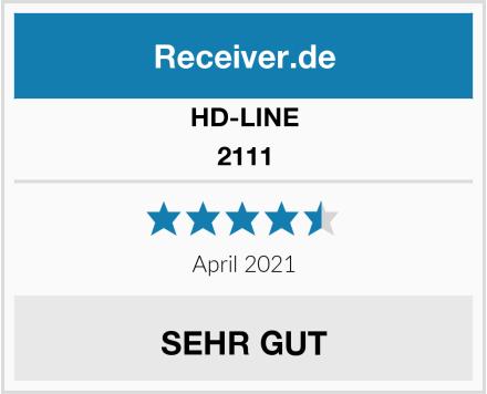 HD Line 2111 Test