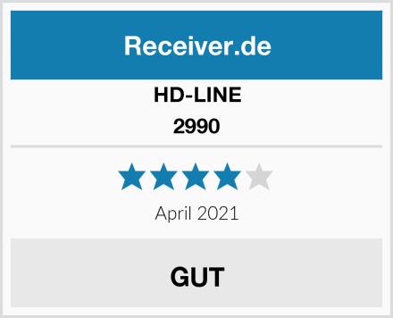 HD Line 2990 Test