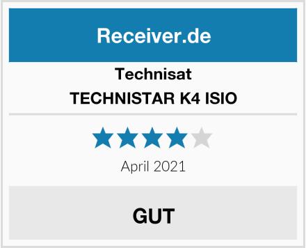 Technisat TECHNISTAR K4 ISIO Test