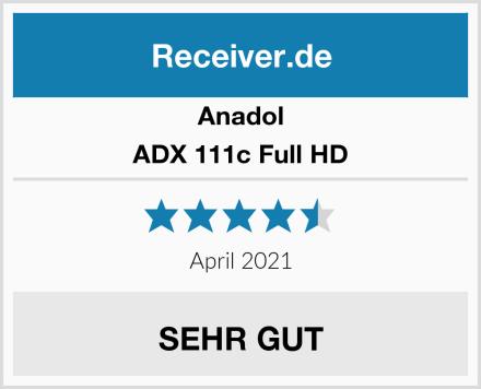 Anadol ADX 111c Full HD Test