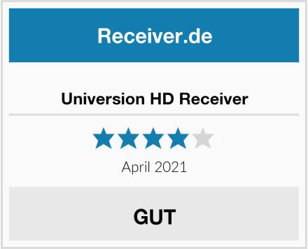 Universion HD Receiver Test