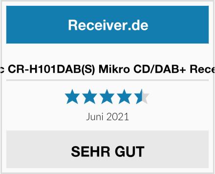 Teac CR-H101DAB(S) Mikro CD/DAB+ Receiver Test