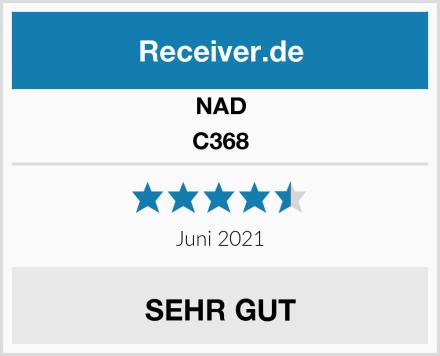 NAD C368 Test