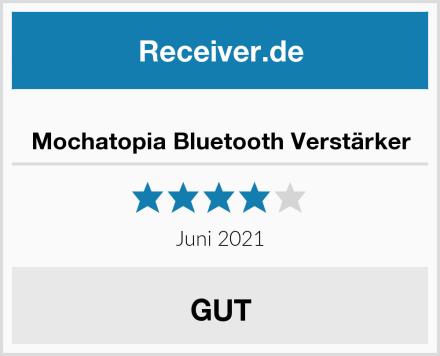 Mochatopia Bluetooth Verstärker Test