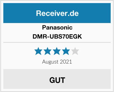 Panasonic DMR-UBS70EGK Test