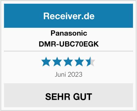 Panasonic DMR-UBC70EGK Test