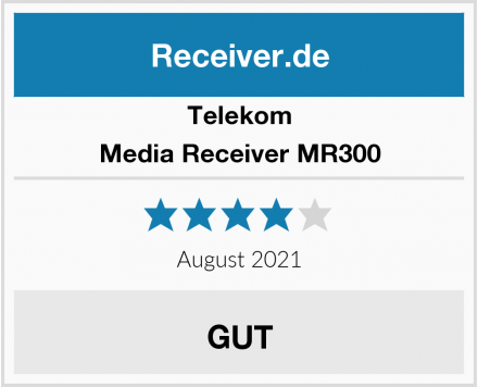 Telekom Media Receiver MR300 Test