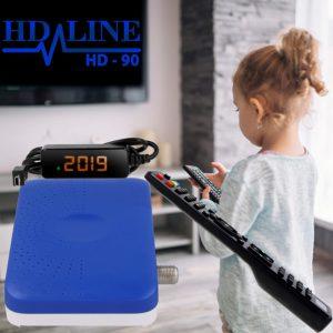 HD-LINE Receiver