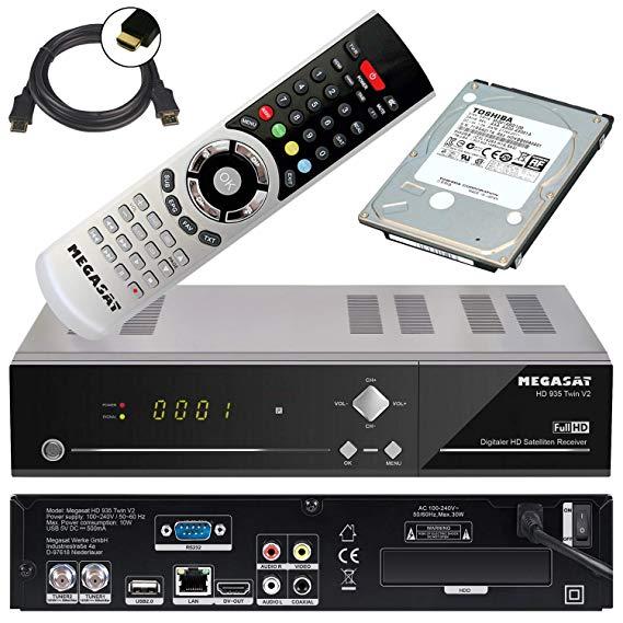 Megasat HD 935 Twin V2 HD-SAT-Receiver