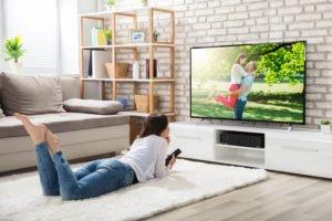 Haben alle Fernseher mittlerweile einen Receiver eingebaut?