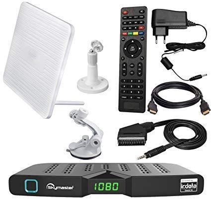 Skymaster DTR5000 DVB-T/T2 Receiver
