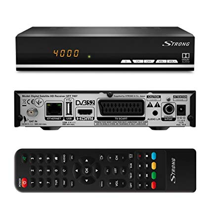 Strong HD Satelliten-Receiver