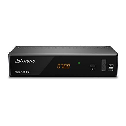 Strong SRT 8541 Full-HD-HEVC-DVB-T2 Receiver