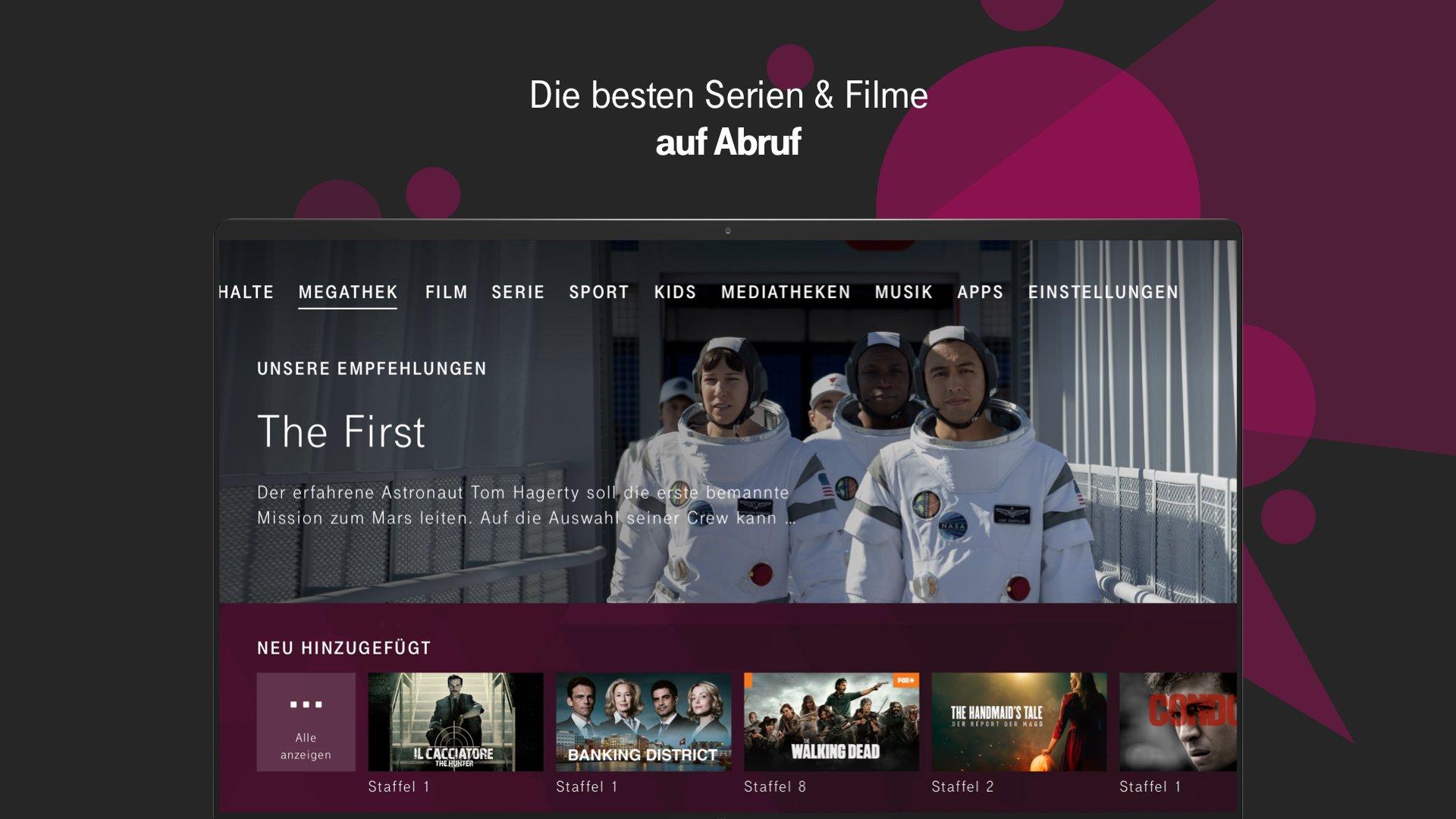 Telekom stellt EntertainTV ein, Wechsel zu MagentaTV nötig
