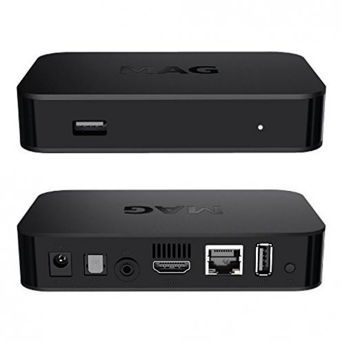 Infomir MAG 322 IPTV SET TOP BOX