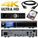 GigaBlue 4K UHD IP Box Multiroom Client E2 IPTV Smart TV Box