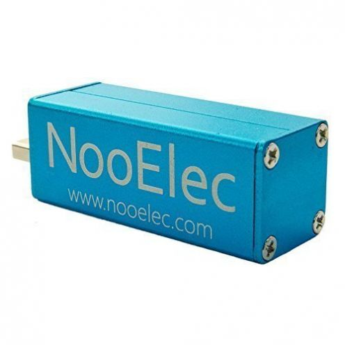 Nooelec NESDR Mini 2 USB RTL-SDR- und ADS-B-Empfängerset