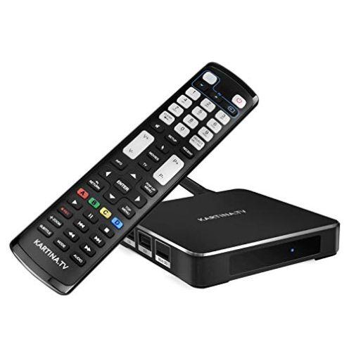 HB Digital IPTV Receiver Kartina X