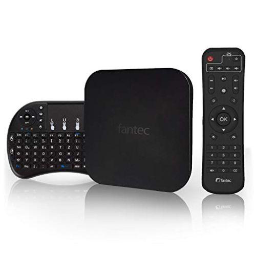 FANTEC 4KS7000 Android TV Media Player
