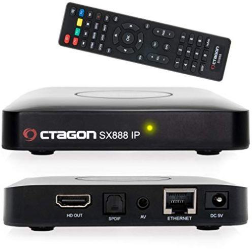 Octagon SX888 H265 Mini IPTV Box Receiver