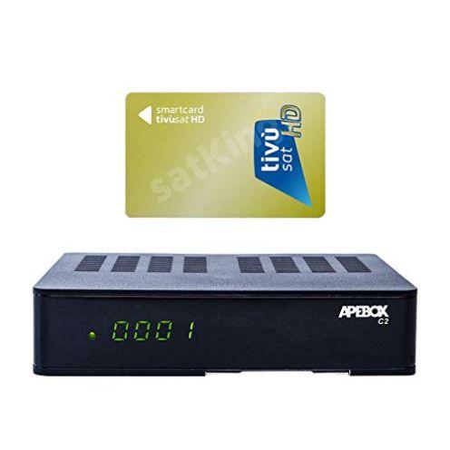 Apebox C2 Combo Receiver