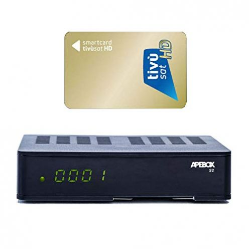 APEBOX S2 IPTV Receiver