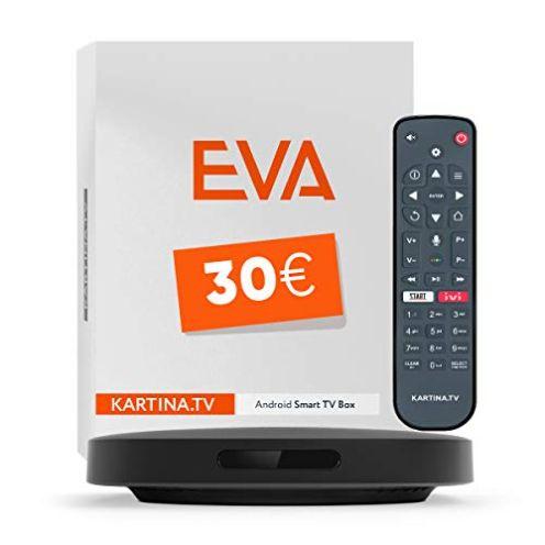 Kartina Eva IPTV Receiver