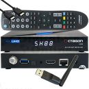 Octagon SX88 4K UHD S2+IP H.265 HEVC Smart Set-Top Box