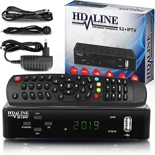 HD Line Tivusat Satelliten
