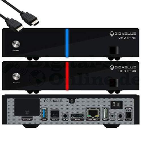 GigaBlue 4K UHD IP Box Multiroom Client