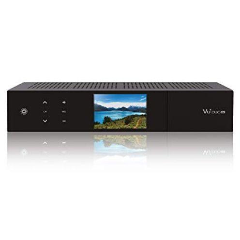 VU+ Duo 4K 1x DVB-S2X FBC Twin Tuner