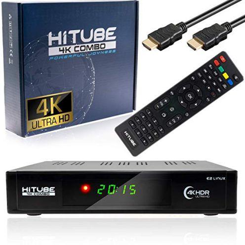 Xaiox HiTube 4K UHD E2 Linux