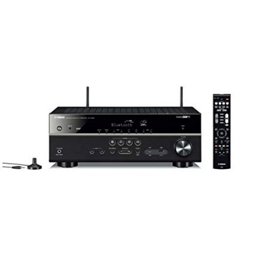 "Yamaha RX-D485 BLACK ""5.1 MusicCast"""