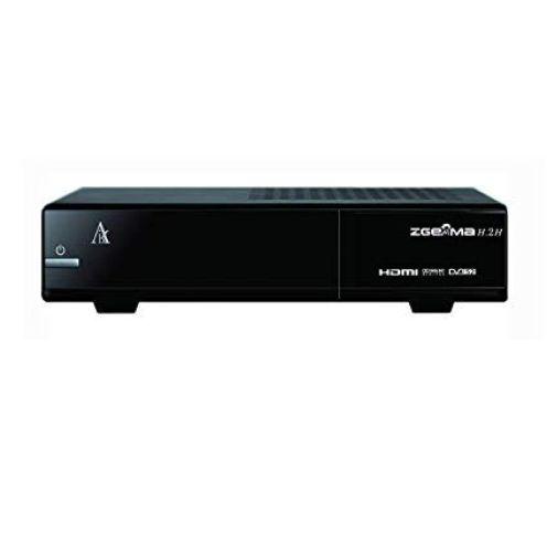 ZGEMMA H.2H DVB-S2 + Hybrid DVB-T2