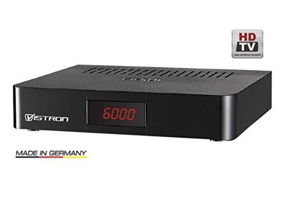 Vistron Vistron VT820 Digitaler HDTV- Kabelreceiver